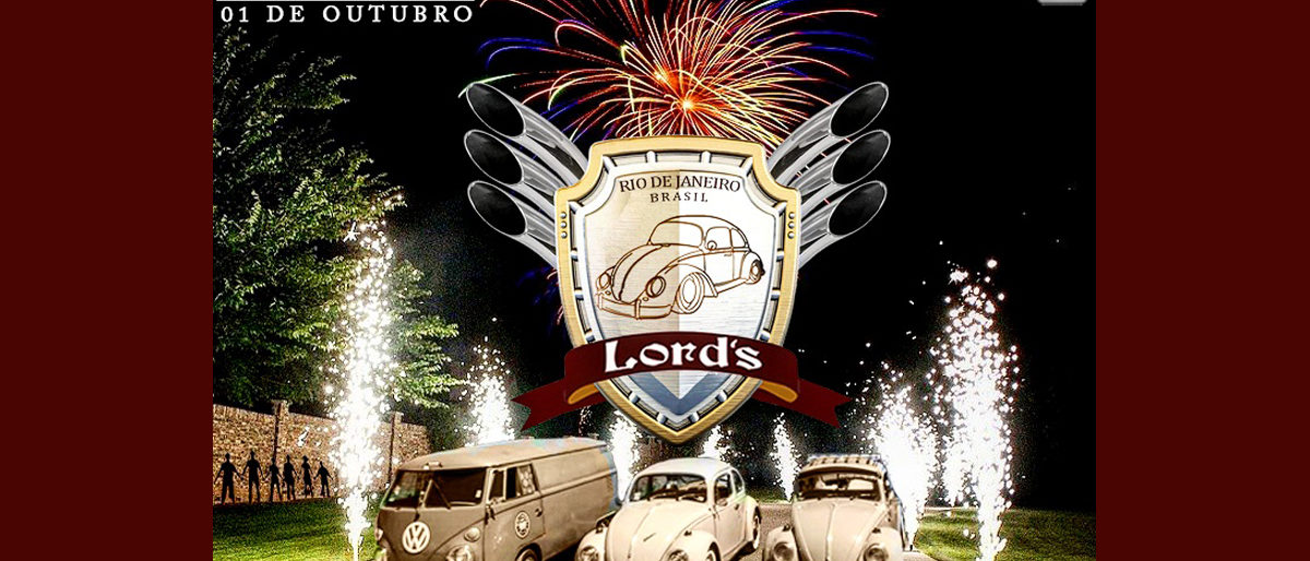 Link permanente para: 4° Aniversário do Lord's VW Club RJ