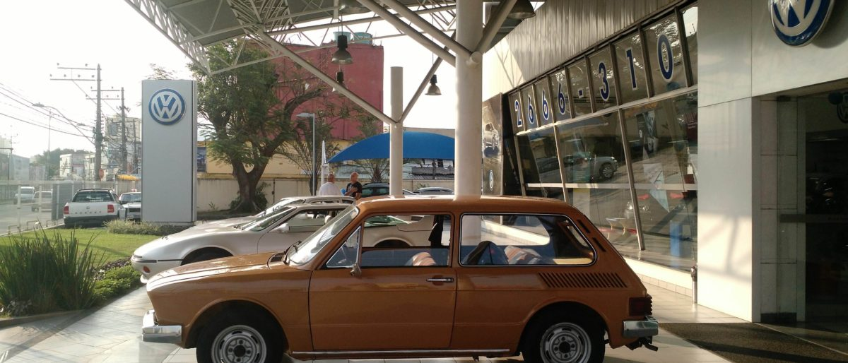 Link permanente para: Meu carro, minha história